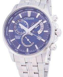 시민 에코 드라이브 BL8140-80 L 전력 예비 남자의 시계