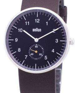 브라운 클래식 BN0024BKBRG 아날로그 쿼 츠 남성용 시계