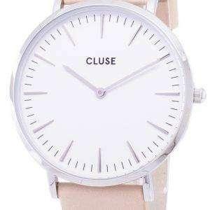 Cluse 라 보엠 CL18231 석 영 아날로그 여자 시계