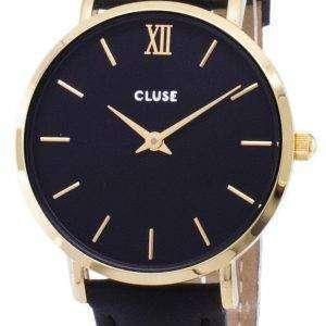 Cluse Minuit CL30004 석 영 아날로그 여자 시계