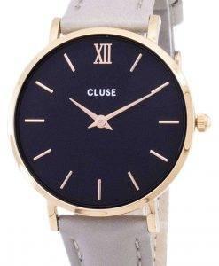 Cluse Minuit CL30018 석 영 아날로그 여자 시계