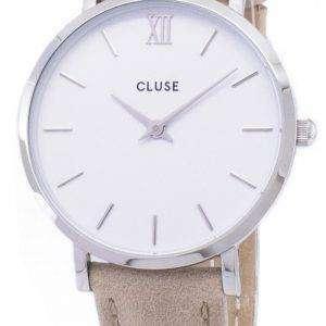 Cluse Minuit CL30044 석 영 아날로그 여자 시계