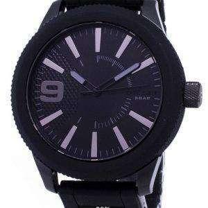 디젤 강판 DZ1873 석 영 아날로그 남자의 시계