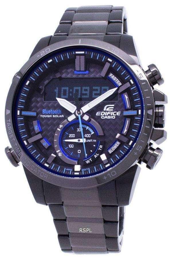 건반 건물 ECB-800DC-1A 힘든 태양 열 블루투스 남자의 시계