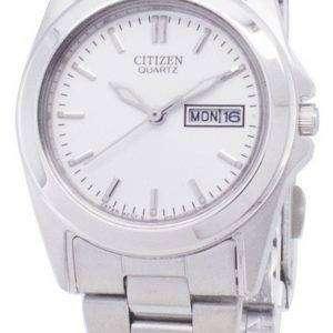 시민 EQ0560-50A 석 영 아날로그 여자의 시계