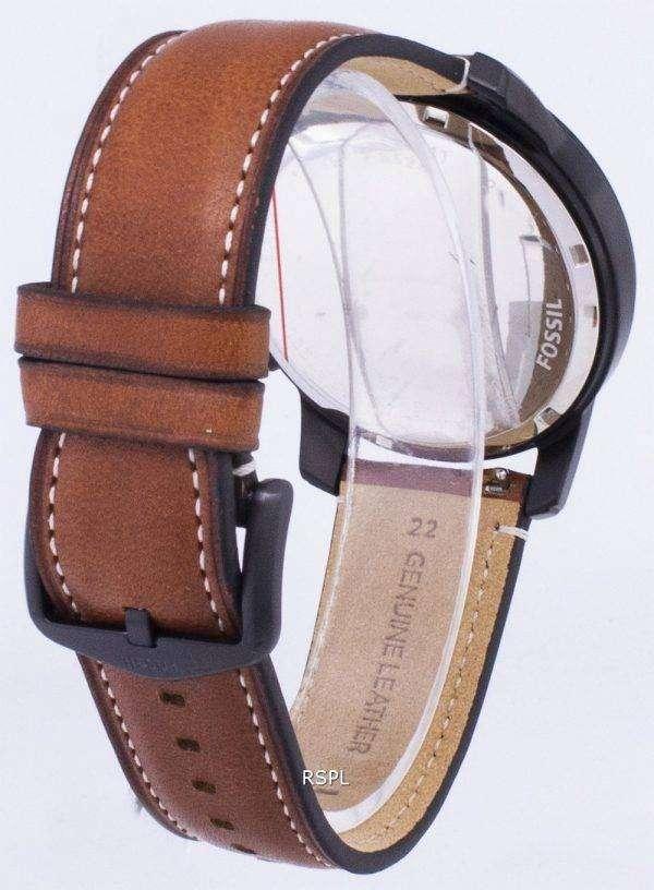 화석 FS5241 크로 노 그래프 쿼 츠 남성용 시계