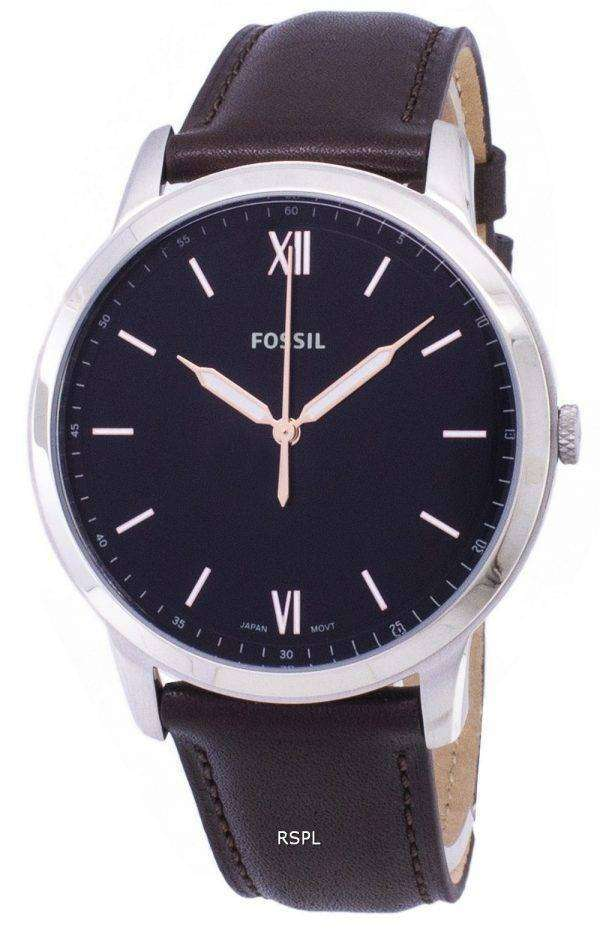 화석 FS5464 석 영 아날로그 남자의 시계