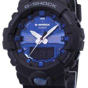 건반 g 조-충격 GA-810MMB-1A2 GA810MMB 1A2 조명 아날로그 디지털 200 M 남자의 시계