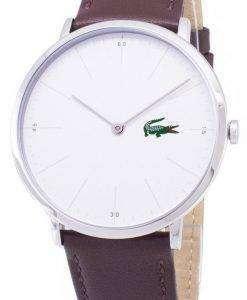 라 코스 테 달 라 2010872 석 영 아날로그 남자의 시계