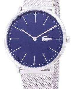 라 코스 테 달 라 2010900 석 영 아날로그 남자의 시계