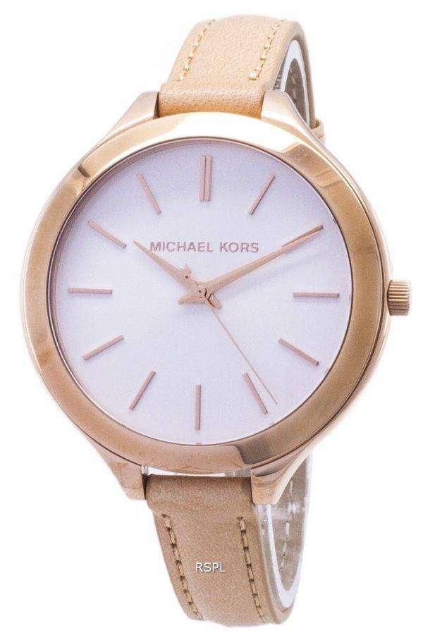 마이클 코어스 활주로 로즈 골드 MK2284 여성 시계
