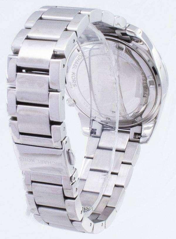 마이클 코어스 크로 노 그래프 크리스탈 MK5165 여자 시계