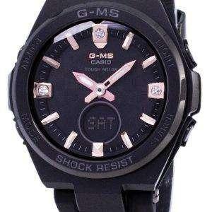 건반 베이비-G MSG-S200BDD-1A MSGS200BDD-1A 조명 아날로그 디지털 여자의 시계