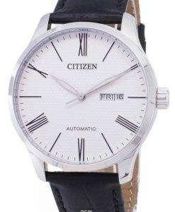 시민 자동 NH8350-08A 아날로그 남자의 시계