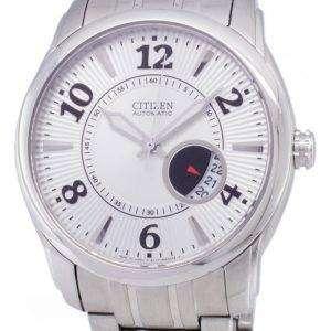 시민 자동 NJ0020-51B 일본 아날로그 남자의 시계를 만든
