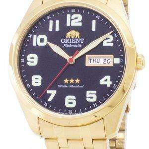 동양 3 스타 SAB0C004B9 자동 일본 남자의 시계를 만든