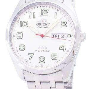 동양 3 스타 SAB0C007W9 자동 일본 남자의 시계를 만든