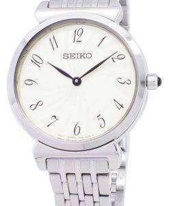 세이 코 쿼 츠 SFQ801 SFQ801P1 SFQ801P 아날로그 여자의 시계