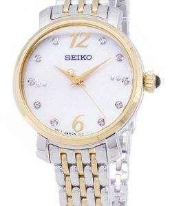 세이 코 SRZ522 SRZ522P1 SRZ522P 아날로그 여자 시계