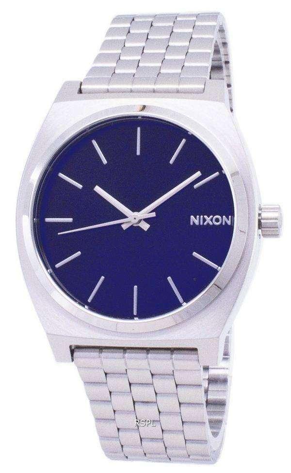 닉슨 시간 금전 출납 A045-1258-00 아날로그 석 영 남자 시계