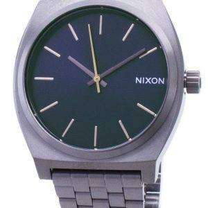 닉슨 시간 금전 출납 A045-2983-00 아날로그 석 영 남자 시계