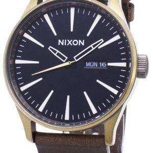 닉슨 센 A105-3053-00 아날로그 쿼 츠 남성용 시계