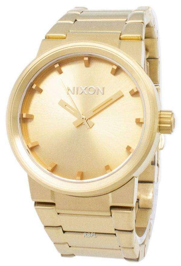 닉슨 대포 A160-502-00 아날로그 쿼 츠 남성용 시계