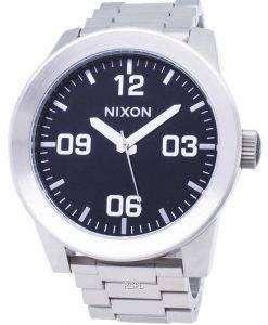 닉슨 상병 SS A346-000-00 아날로그 쿼 츠 남성용 시계