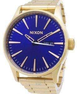 닉슨 센 SS A356-2735-00 아날로그 쿼 츠 남성용 시계