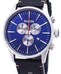 닉슨 센 A405-1258-00 크로 노 그래프 쿼 츠 남성용 시계