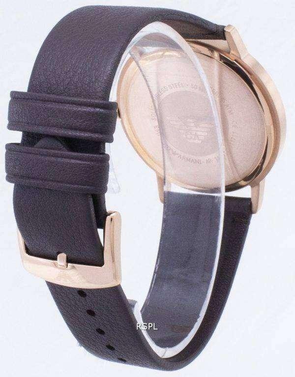 엠포리오 아르마니 카파 석 영 AR11011 남자의 시계