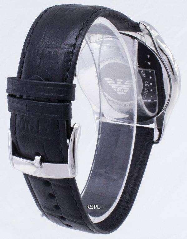 엠포리오 아르마니 클래식 석 영 AR1703 남자의 시계