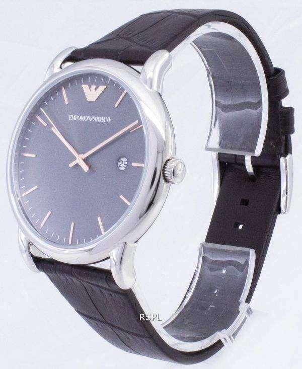 엠포리오 아르마니 루이지 석 영 AR1996 남자의 시계