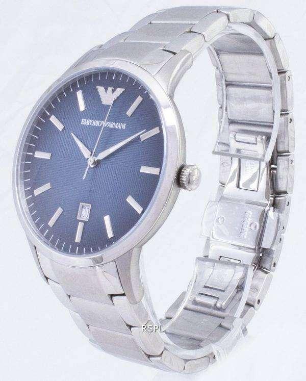 엠포리오 아르마니 클래식 석 영 AR2472 남자의 시계