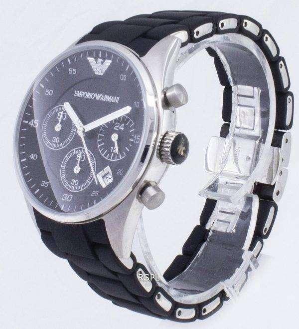 엠포리오 아르마니 크로 노 그래프 쿼 츠 AR5868 남녀 시계