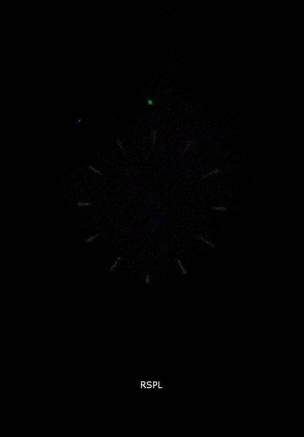 아르마니 익스체인지 크로 노 그래프 석 영 AX1817 남자의 시계