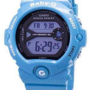 건반 베이비-G BG-6903-2D BG6903-2D 충격 방지 디지털 여자의 시계