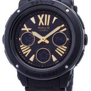 건반 베이비-G BGA-153-1B BGA153-1B 아날로그 디지털 여자의 시계