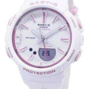 건반 베이비-G BGS 100RT 7A BGS100RT-7A 단계 추적기 아날로그 디지털 여자의 시계