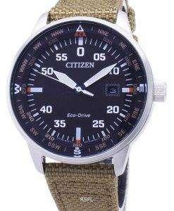 시민 에코 드라이브 BM7390-14E 아날로그 남자의 시계