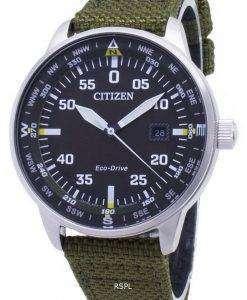 시민 에코 드라이브 BM7390-22 X 아날로그 남자의 시계