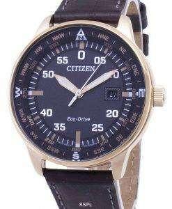 시민 에코 드라이브 BM7393-16 H 아날로그 남자의 시계