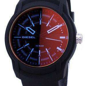 디젤 Armbar DZ1819 석 영 아날로그 남자 시계