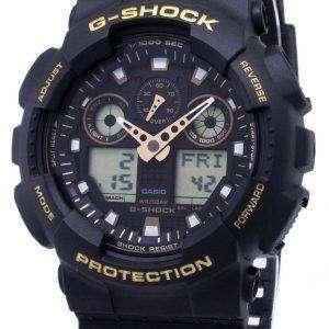 건반 g 조-충격 GA-100GBX-1A9 GA100GBX 1A9 아날로그 디지털 200 M 남자의 시계