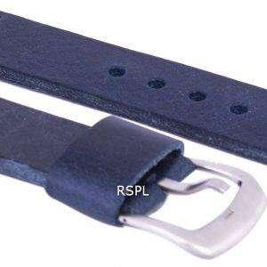 블루 비 브랜드 가죽 스트랩 22mm