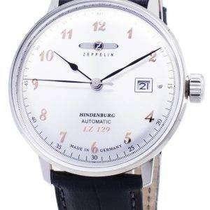 제 플 린 시리즈 LZ129 7066-5 70665 자동 독일 만든 남자의 시계