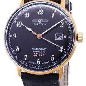 제 플 린 시리즈 LZ129 7068-2 70682 자동 독일 만든 남자의 시계