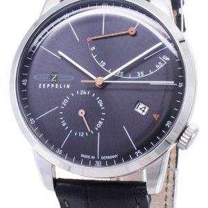 제 플 린 시리즈 Flatline 7366-2 73662 자동 독일 만든 남자의 시계