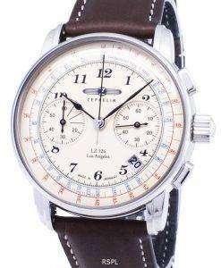 제 플 린 시리즈 LZ126 7614-5 76145 독일 만든 남자의 시계