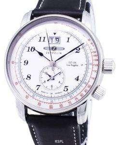 제 플 린 시리즈 LZ127 그라프 8644-1 86441 독일 만든 남자의 시계